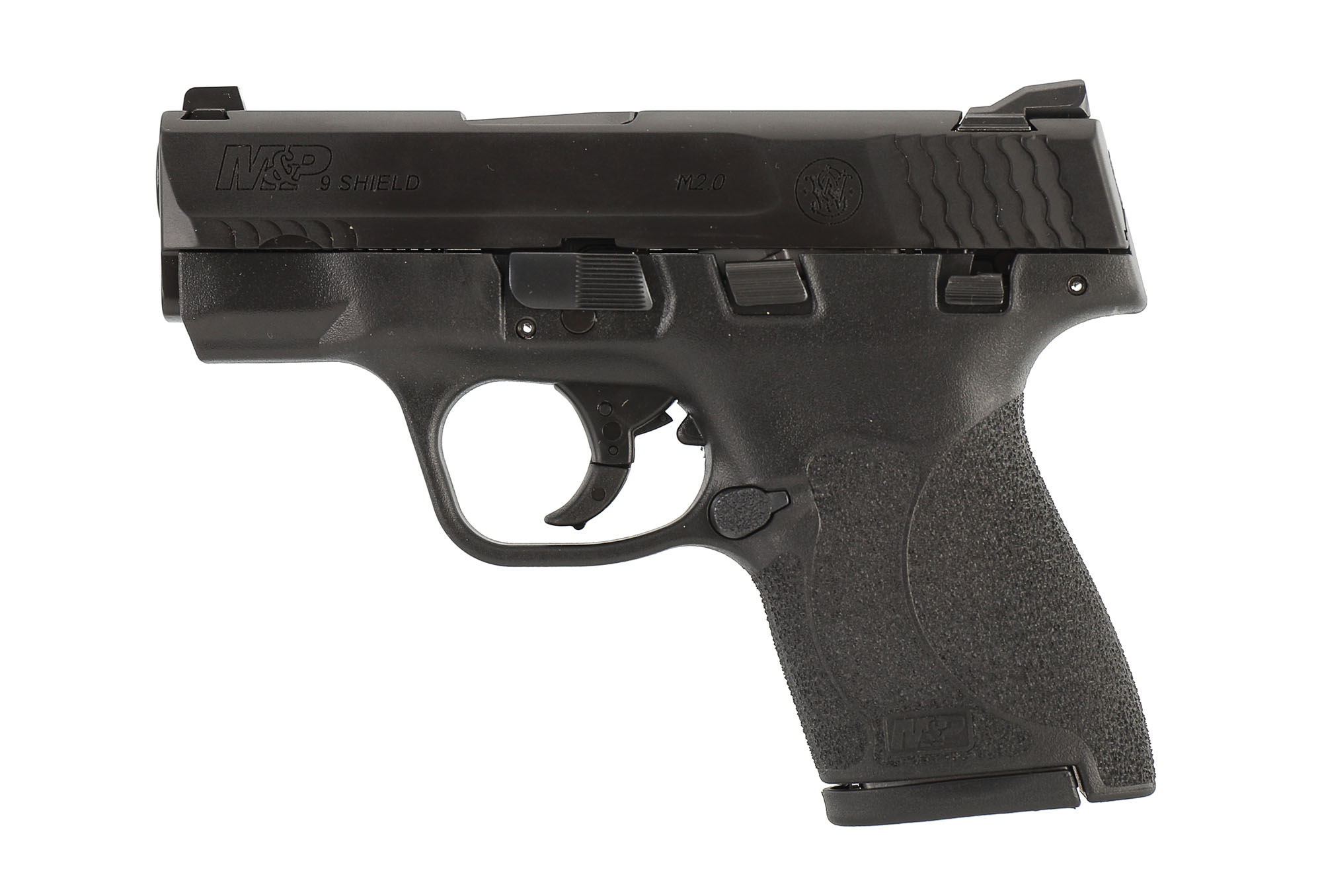 Pistole Smith & Wesson M&P 9 Shield M2.0 (pojistka)