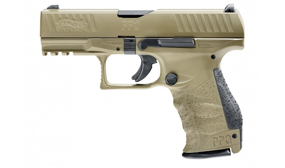 Pistole Walther PPQ M2 FDE