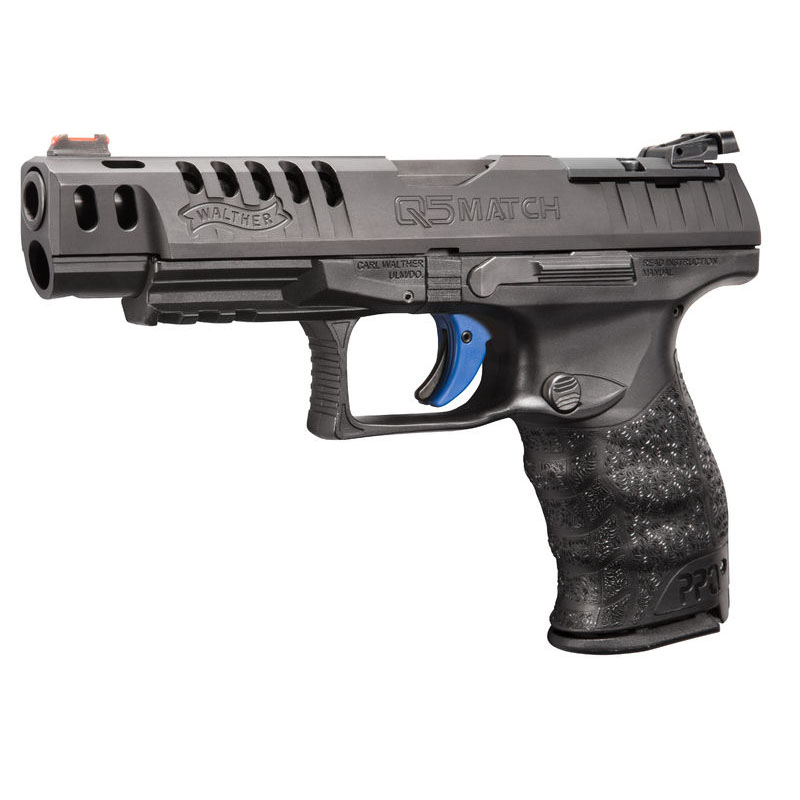 Pistole Walther Q5 Match