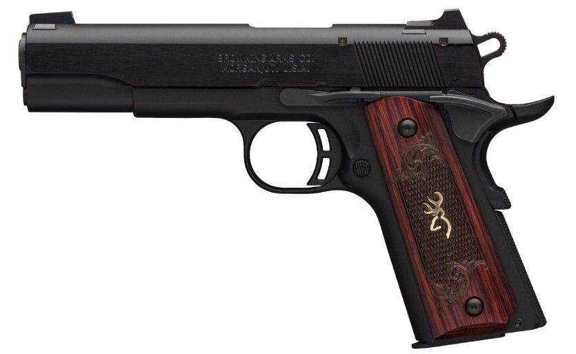 Pistole Browning 1911-22 Medaillon