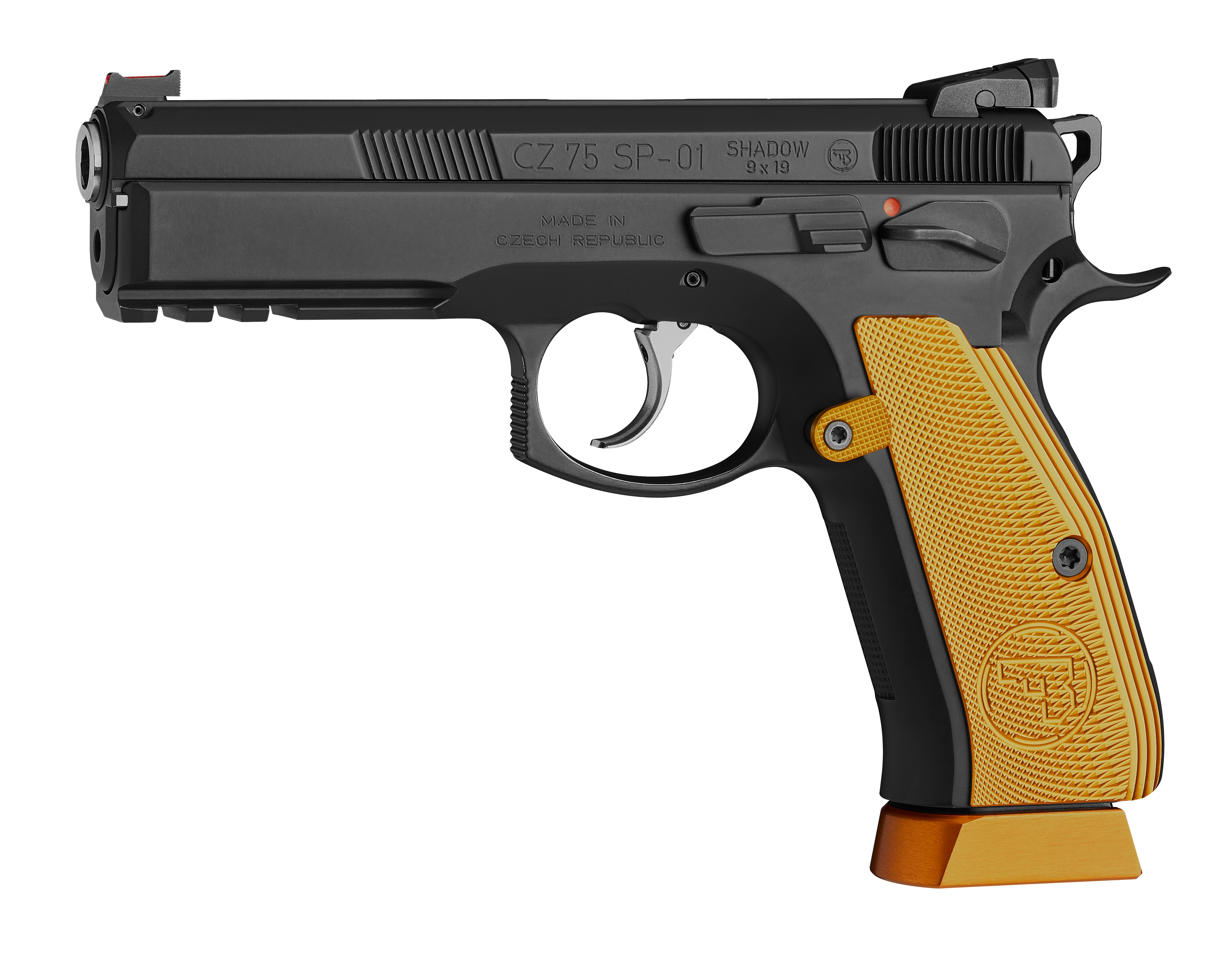 Pistole CZ 75 SP-01 Shadow Orange