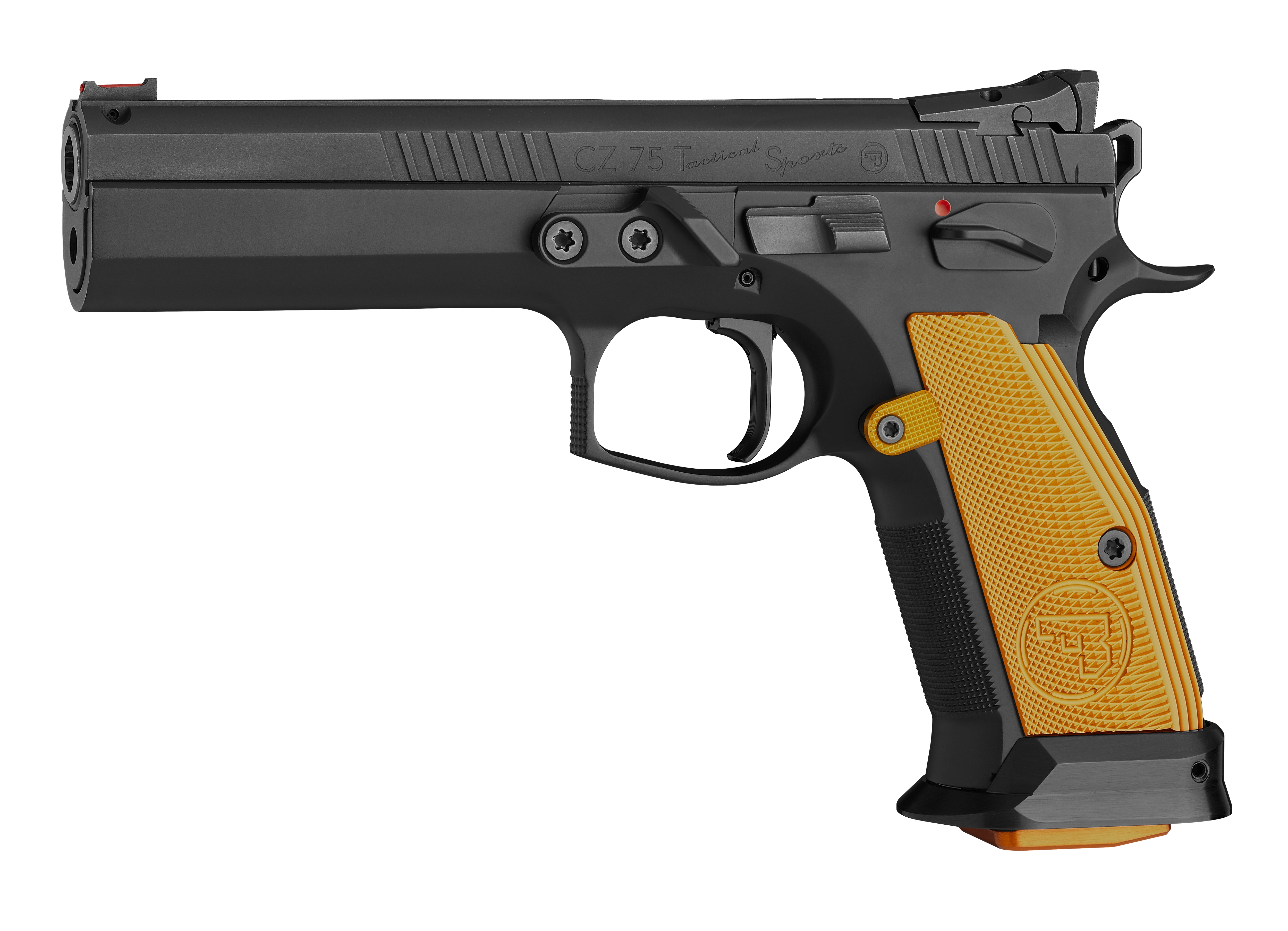 Pistole CZ 75 Tactical Sport Orange